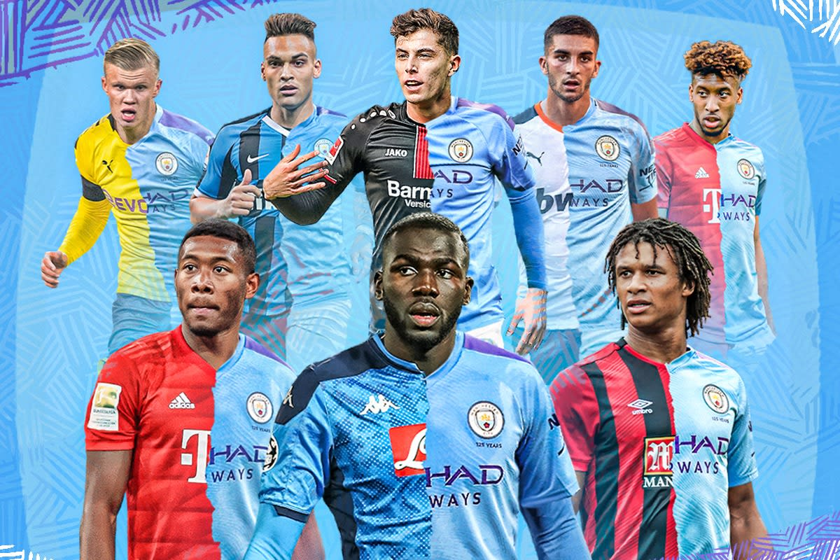 What to Expect of Manchester City in the Transfer Window This Summer |  Bleacher Report | Latest News, Videos and Highlights