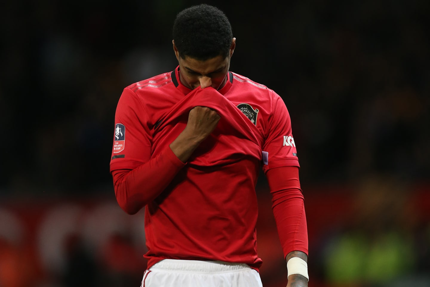 Ole Gunnar Solskjaer Marcus Rashford Substitution Backfired After Back Injury Bleacher Report Latest News Videos And Highlights