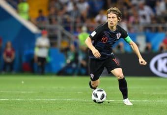 Russia 100 rubles Nordin Amrabat Morocco series-2018 FIFA world Cup teams UNC