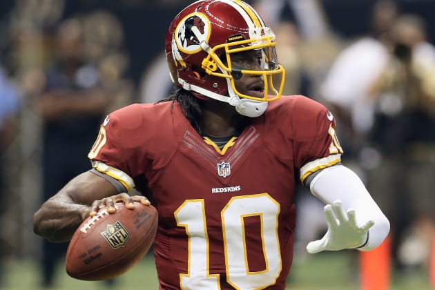 Robert Griffin III Jersey Is NFL's Best-Selling in Recorded History ...