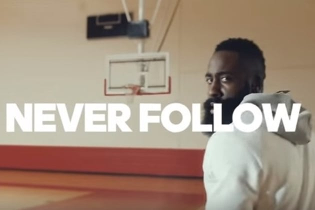 caricia técnico Edición  James Harden Stars in 1st Adidas Commercial Since Signing $200 Million Deal  | Bleacher Report | Latest News, Videos and Highlights