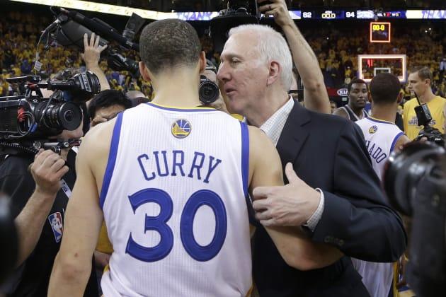 波波維奇有多喜歡柯瑞?早已看到他身上有無限未來,最大願望是執教Curry!