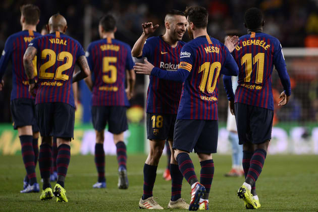 Rac1 barcelona celta betting french horse racing betting rules for holdem