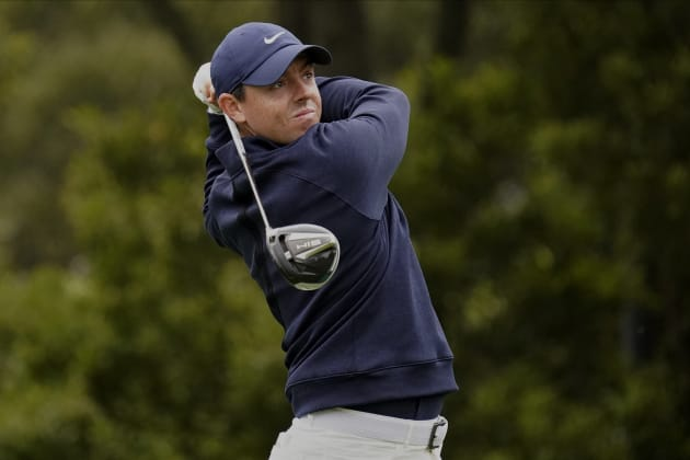 Rory Mcilroy Shoots Even Par In Inconsistent 1st Round Of 2020 Pga Championship Bleacher Report Latest News Videos And Highlights
