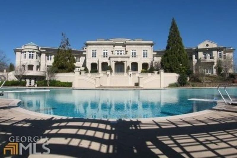 Rick Ross Buys Evander Holyfield S 109 Room Mansion In Georgia Bleacher Report Latest News Videos And Highlights