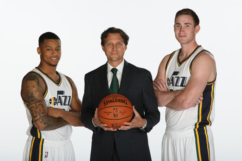 What We Ve Learned About Utah Jazz Coach Quin Snyder So Far In 2014 15 Bleacher Report Latest News Videos And Highlights