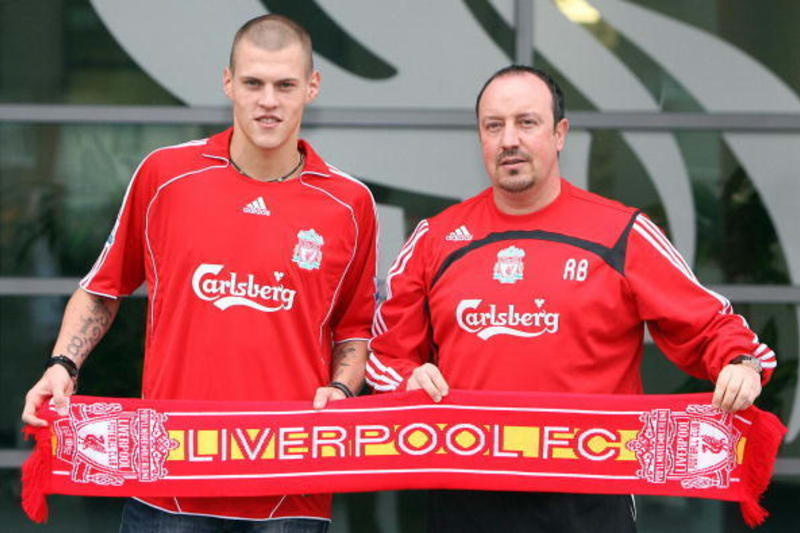 12++ Martin Skrtel Liverpool Tattoo