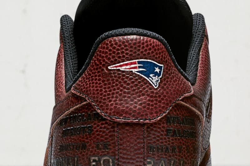 Nike Honors Patriots with 'SB51