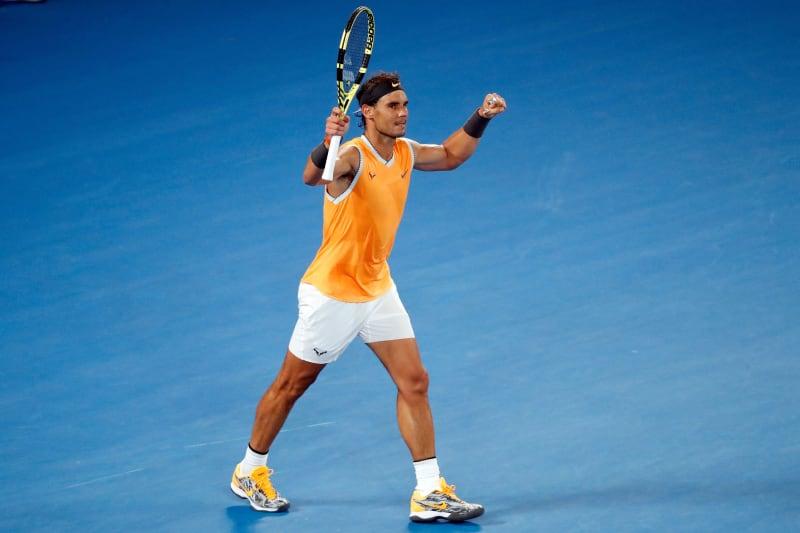 Rafael Nadal Earns Straight Sets Win Over Alex De Minaur At 2019 Australian Open Bleacher Report Latest News Videos And Highlights
