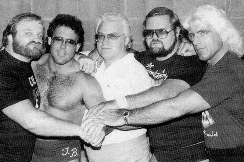 WWE: Should Other Members of the Four Horsemen Go into the Hall of Fame?   Bleacher Report   Latest News, Videos and Highlights