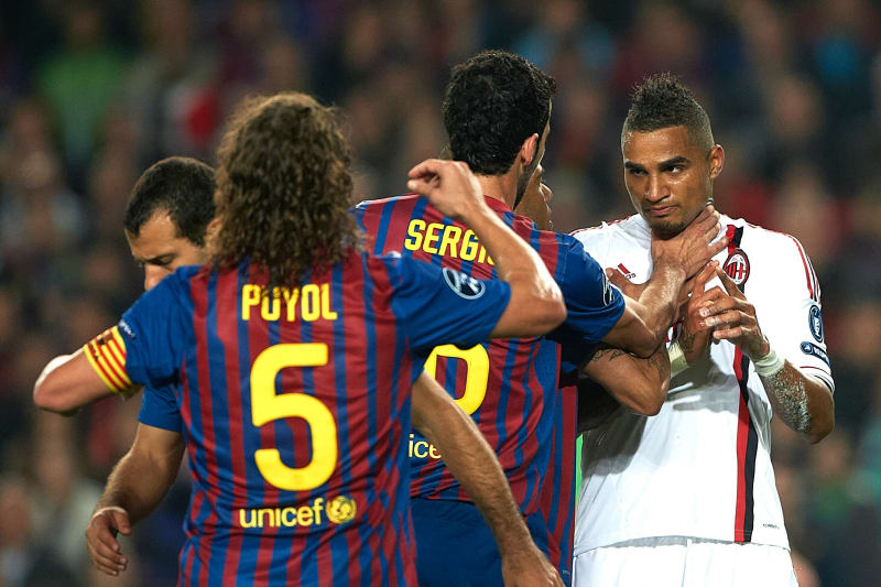 Barcelona Vs Ac Milan Why The Second Penalty Decision Ruined The Tie Bleacher Report Latest News Videos And Highlights
