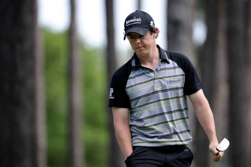 Rory Mcilroy Analyzing Last Year S Masters Collapse Bleacher Report Latest News Videos And Highlights