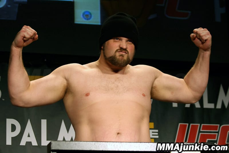 Ufc 146 Results Roy Nelson Shows Dana White He Doesn T Need To Slim Down To Win Bleacher Report Latest News Videos And Highlights