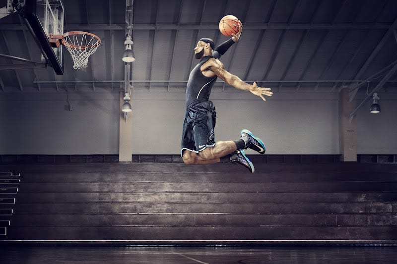 Nike Hyperdunk Plus: No One Will Be