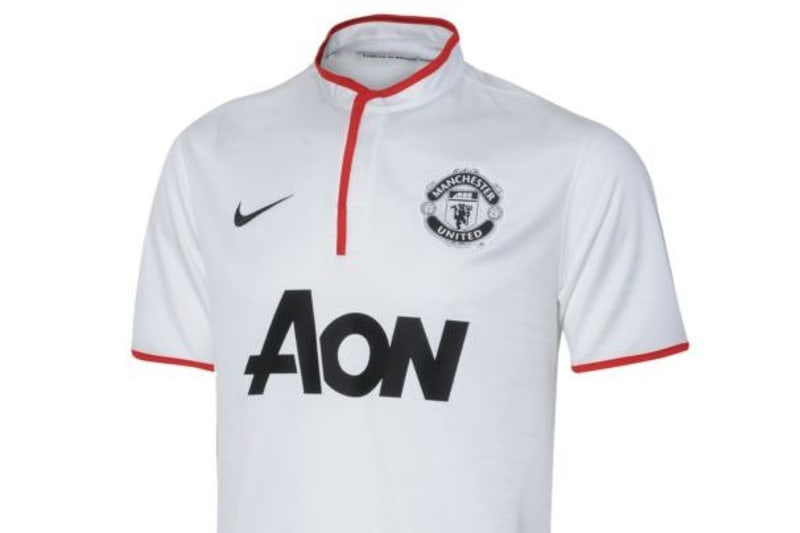 manchester united reveal new white away kit bleacher report latest news videos and highlights away kit bleacher report