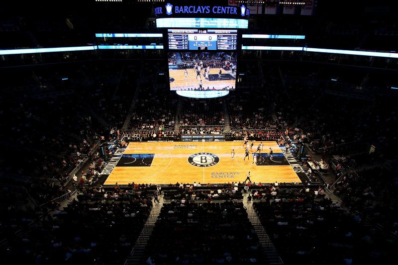 The Barclays Home Court Advantage Will Brooklyn Fans Actually Impact Games Bleacher Report Latest News Videos And Highlights