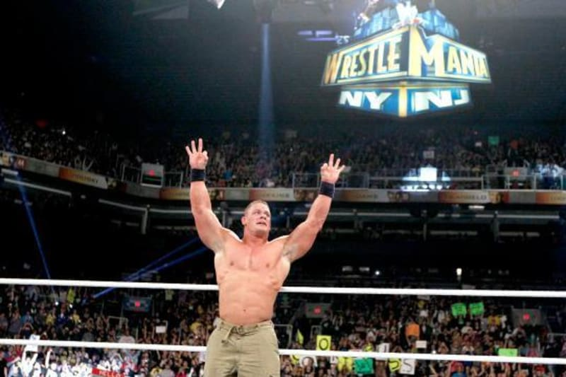 WWE Royal Rumble 2013 Results: John Cena Wins Rumble Match and What It Means | Bleacher Report | Latest News, Videos and Highlights