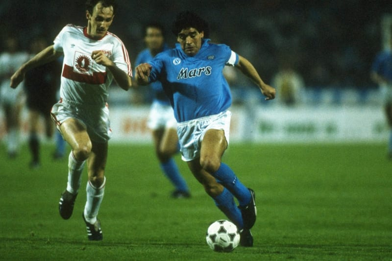Napoli Still Diego Maradona S City Almost 3 Decades After The First Scudetto Bleacher Report Latest News Videos And Highlights