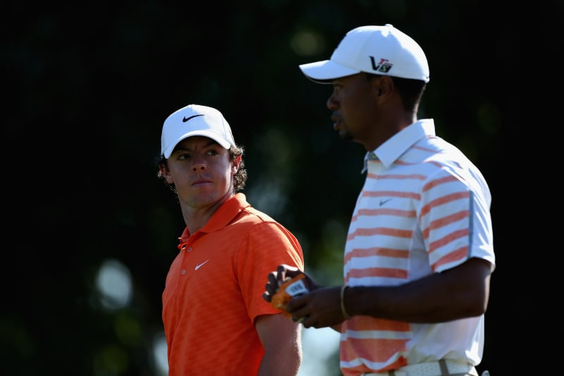 What Rory Mcilroy Needs To Do To Pass Tiger Woods As World S Best Golfer Bleacher Report Latest News Videos And Highlights