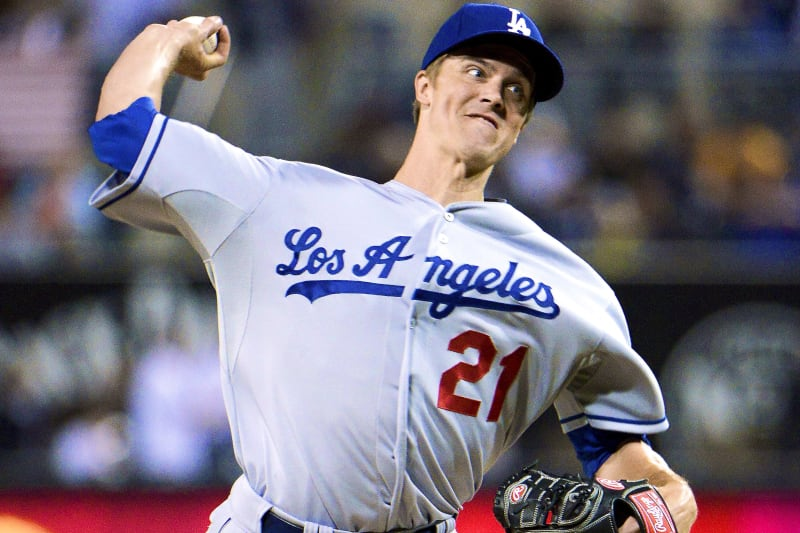 Zack Greinke Injury Updates On Dodgers Star S Collarbone Bleacher Report Latest News Videos And Highlights