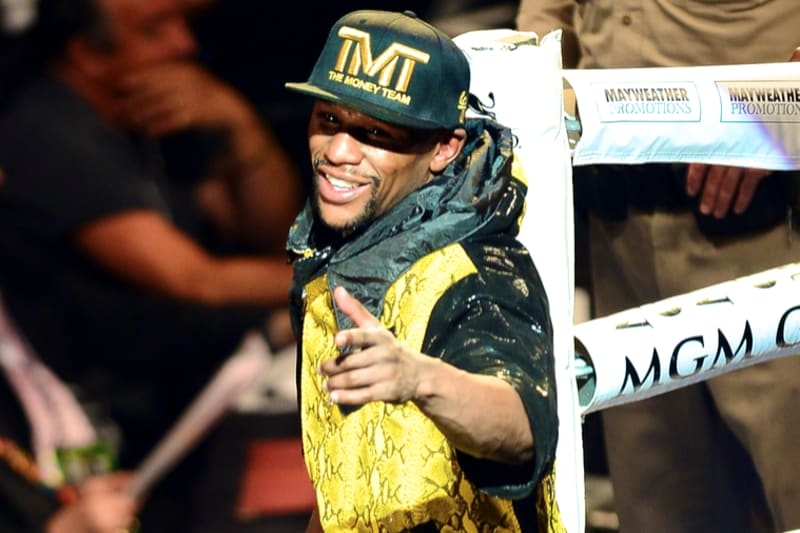 Mayweather bets on miami college football scores betting