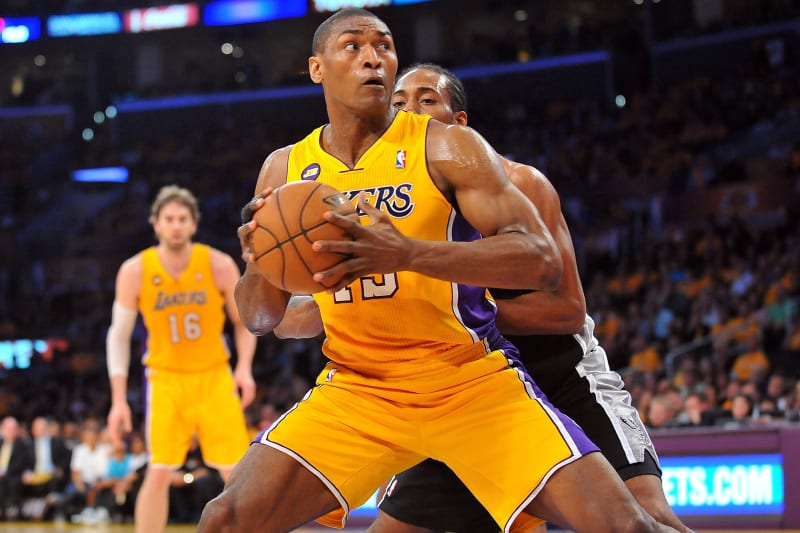 Metta World Peace Wise To Pick New Nickname Instead Of Full Fledged Name Change Bleacher Report Latest News Videos And Highlights