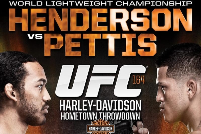 Ufc 164 fight card betting odds sports betting resources