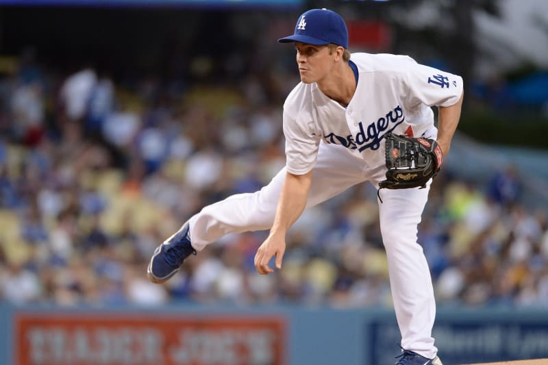 Can Zack Greinke Shed Postseason Demons Under Bright Lights Of L A Bleacher Report Latest News Videos And Highlights