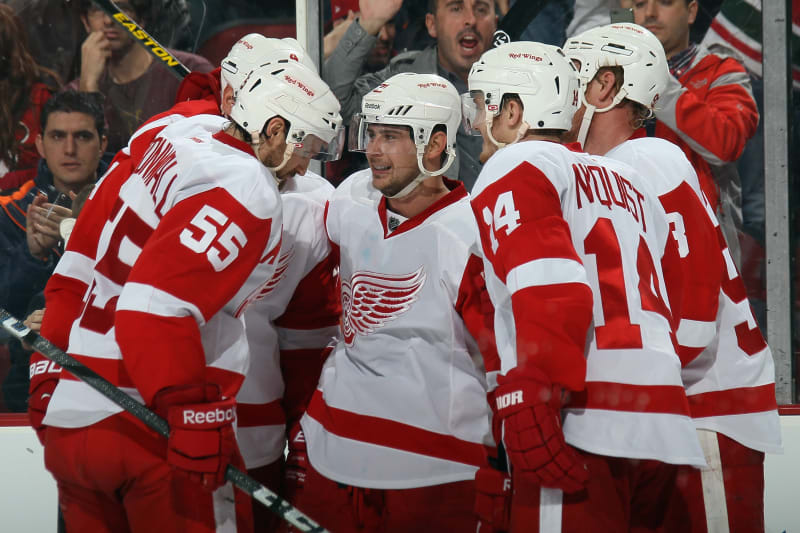 Will Gustav Nyquist And Tomas Tatar Become Franchise Cornerstones Bleacher Report Latest News Videos And Highlights