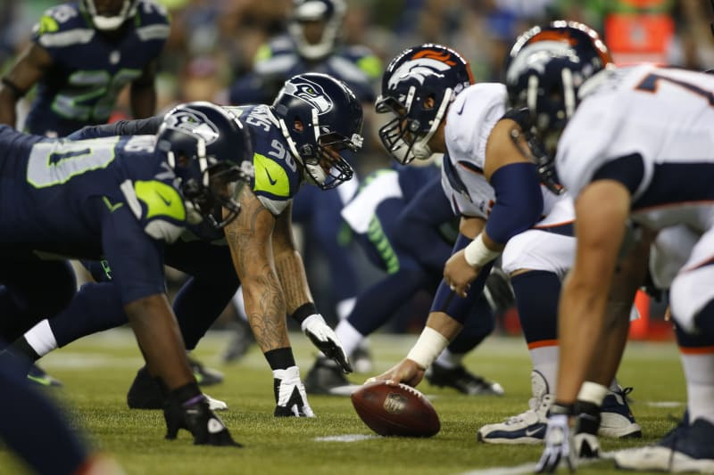 Seahawks broncos betting line betting difference between cold