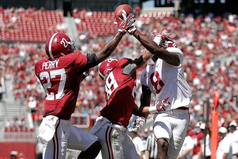 Why the Nation Should Fear Alabama's Jacob Coker & Robert Foster ...