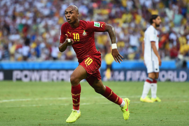 Scouting Report: Could Andre Ayew Be Manchester United's Newest Signing? |  Bleacher Report | Latest News, Videos and Highlights