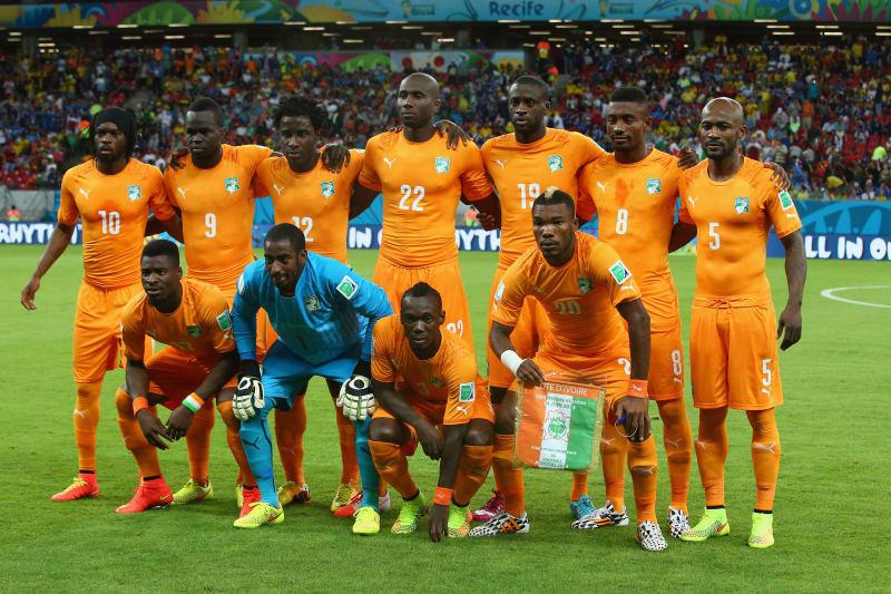 Ivory Coast National Football Team Teams Background 2