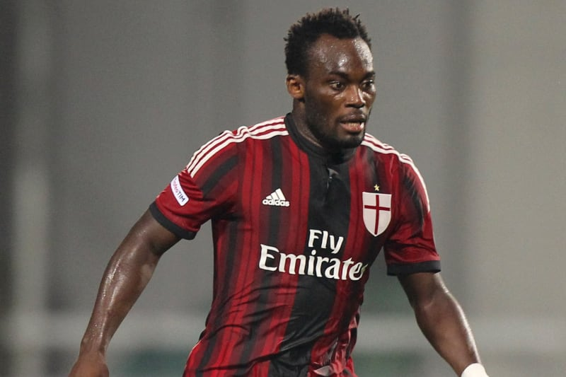 Ghana and AC Milan Star Michael Essien Denies Rumours He Has Ebola Virus | Bleacher Report | Latest News, Videos and Highlights