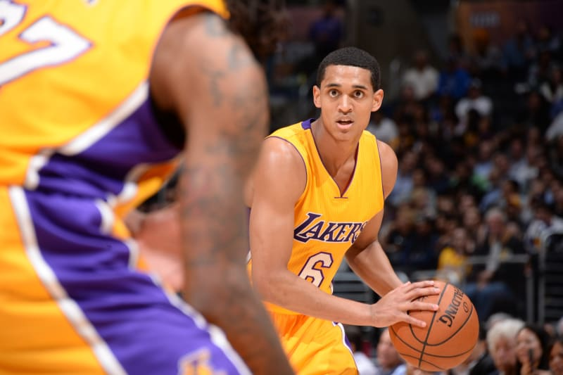 Jordan Clarkson Is Clear Cut Choice At Point Guard For Los Angeles Lakers Bleacher Report Latest News Videos And Highlights