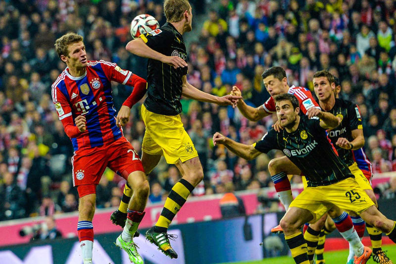 Borussia Dortmund Vs Bayern Munich Live Score Highlights From Der Klassiker Bleacher Report Latest News Videos And Highlights