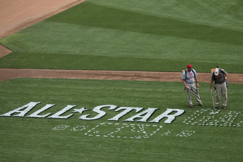 Betting line on mlb all-star game cubs cardinals betting line