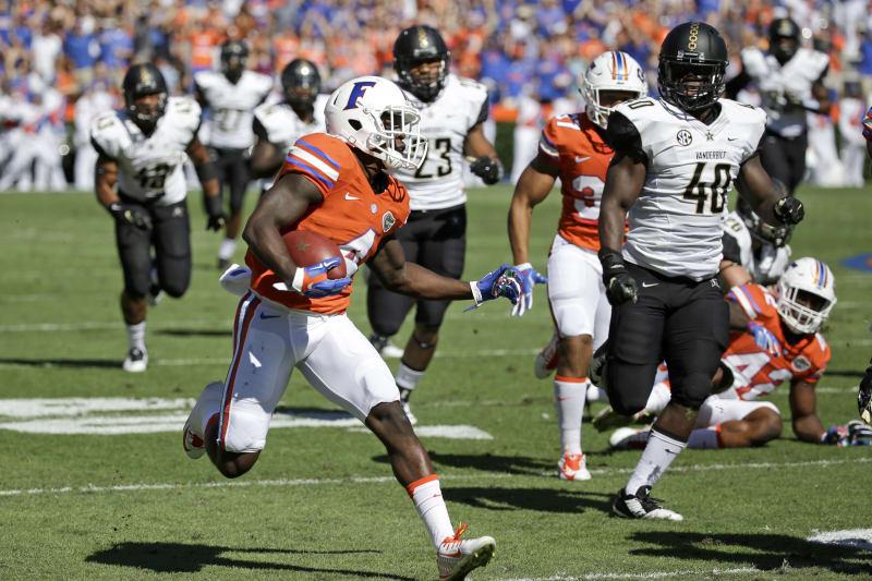 Vanderbilt Vs Florida Score Highlights And Twitter Reaction Bleacher Report Latest News Videos And Highlights