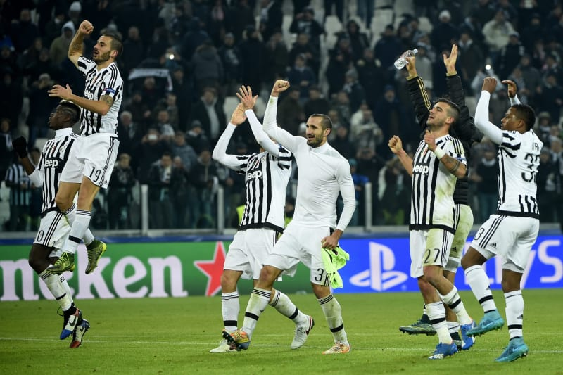 Juventus Vs Manchester City Score Reaction From 2015 Champions League Match Bleacher Report Latest News Videos And Highlights