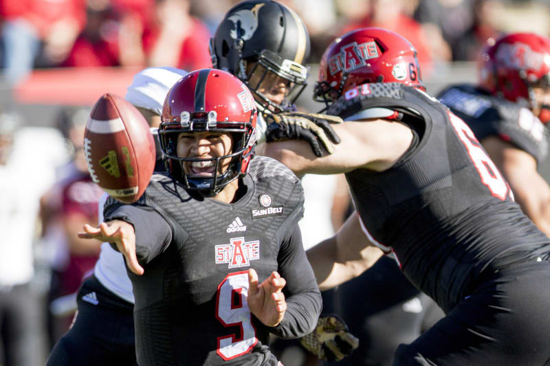 Arkansas state vs texas state betting sites salary cap in professional sports betting