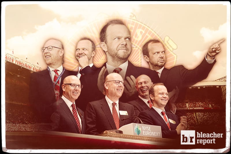 Ed Woodward From Glazers Golden Boy To Manchester United S Chief Deal Maker Bleacher Report Latest News Videos And Highlights