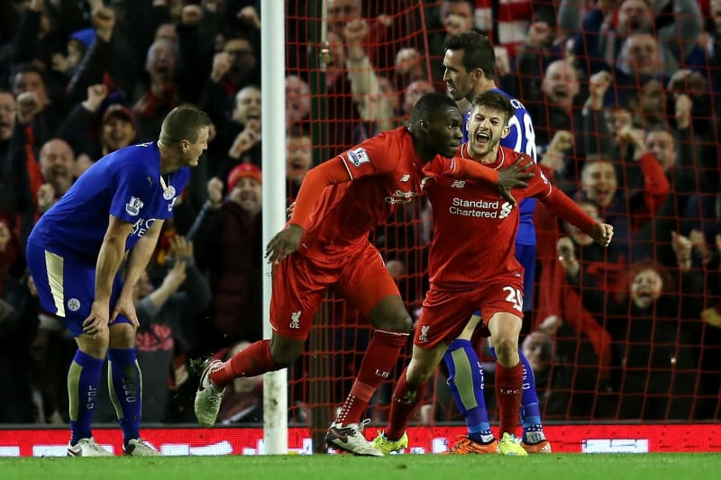 Liverpool Vs Leicester City Score Reaction From 2015 Premier League Match Bleacher Report Latest News Videos And Highlights