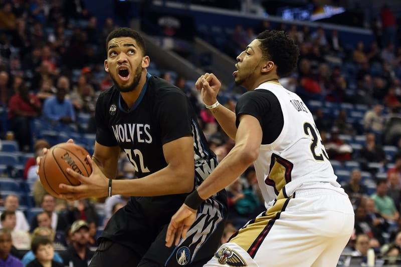 Karl Anthony Towns Is Having The Best Rookie Season Of Any Kentucky Product Ever Bleacher Report Latest News Videos And Highlights