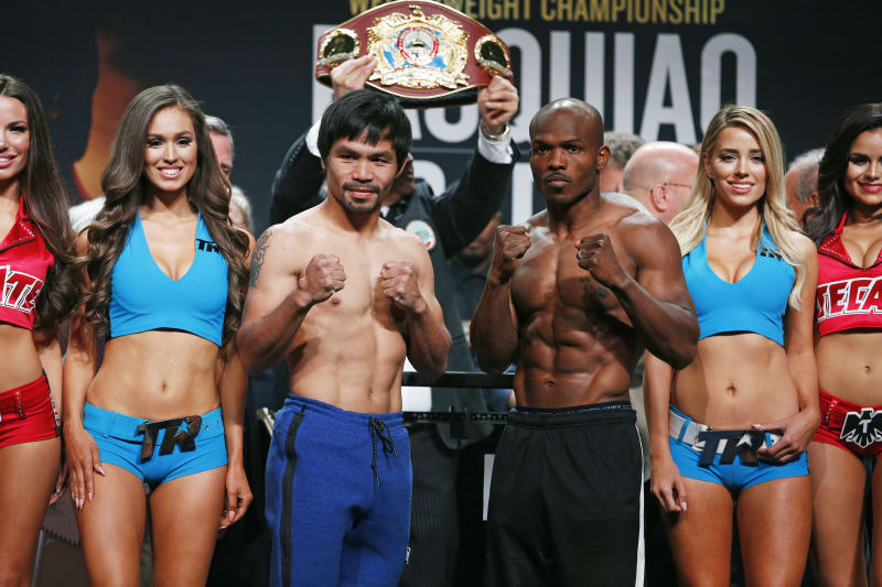 Pacquiao bradley odds betting craps minador de bitcoins 2021