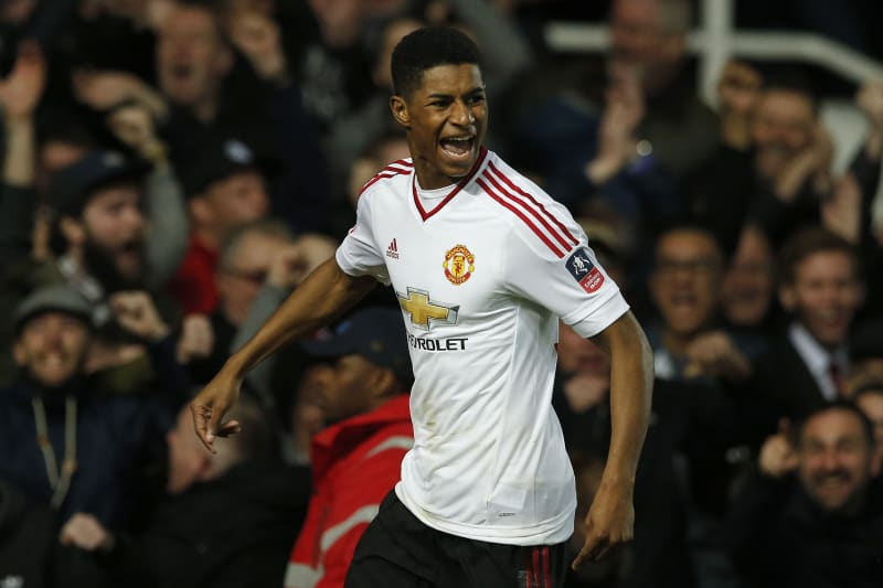 Uk Back Pages Marcus Rashford Leads Manchester United To Wembley Bleacher Report Latest News Videos And Highlights
