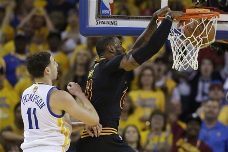 NBA Finals 2016 MVP: LeBron James