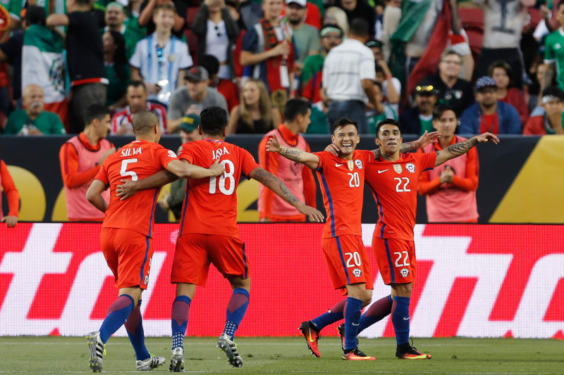 Colombia Vs Chile Live Score Highlights From Copa America Semifinal Bleacher Report Latest News Videos And Highlights Premier sports have the rights to show every copa colombia vs chile was set for 12am on saturday, june 29 uk time, but then delayed until 12.20am. colombia vs chile live score