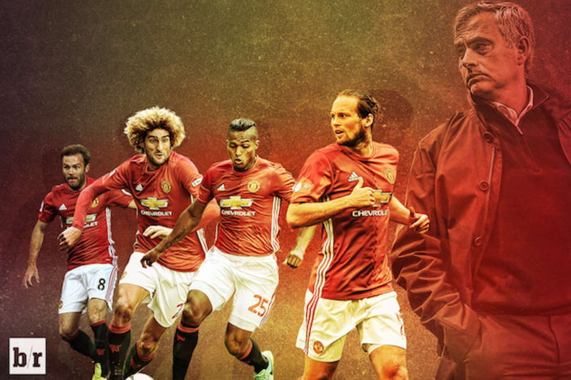 Analysing Surprise Selections Jose Mourinho Has Made So Far At Manchester United Bleacher Report Latest News Videos And Highlights