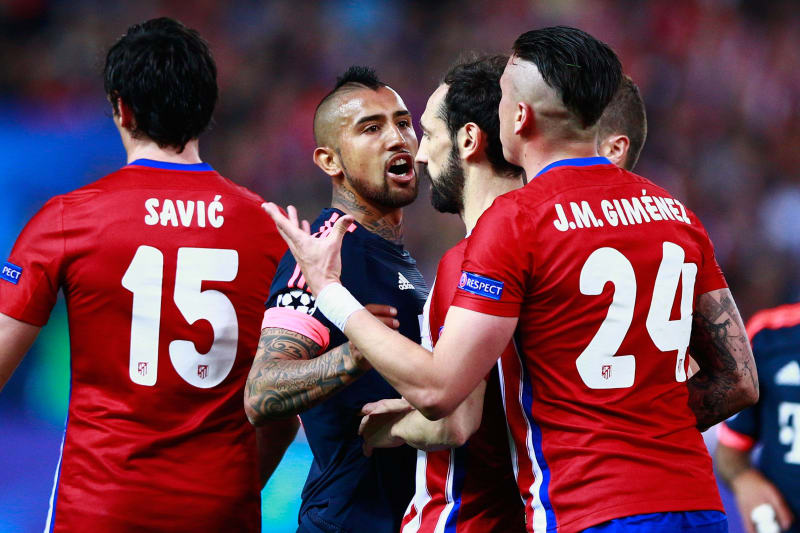 Atletico Madrid Vs Bayern Munich Has The Makings Of A Fierce European Rivalry Bleacher Report Latest News Videos And Highlights