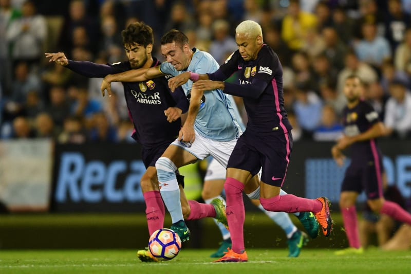 Celta Vigo Vs Barcelona Score And Reaction From 2016 La Liga Match Bleacher Report Latest News Videos And Highlights